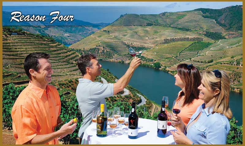 4. Savor the Immersive and Intimate Experiences With river ships accommodating less the 200 guests, long lines are nonexistent. The atmosphere is one of relaxation and immersion in the culture, dining, and sights and sounds of the region. Most river cruise lines include extensive daily excursions guided by experts. Wine, beer and champagne is free flowing with most meals onboard. Entertainment is designed to enhance your regional experience. All of this included with the price of your fare.