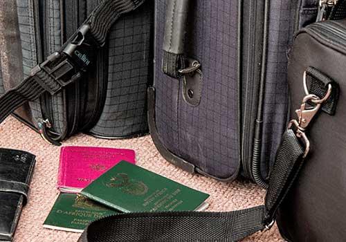 Travel Insurance - Luggage