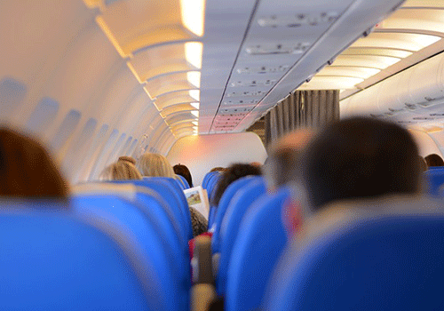 Travel Insurance - Airplane