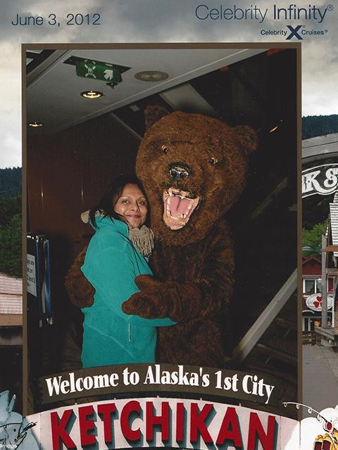 Deb McFarlane Infinity Alaska 2012