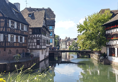 La-Petite-France-Strasbourg